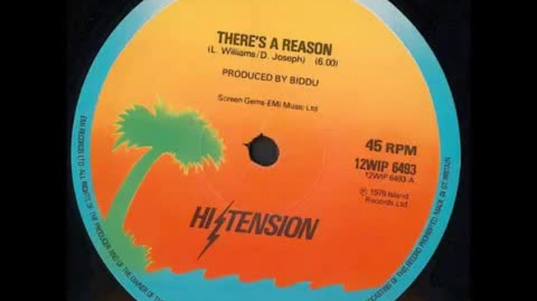 HI TENSION - THERE'S A REASON